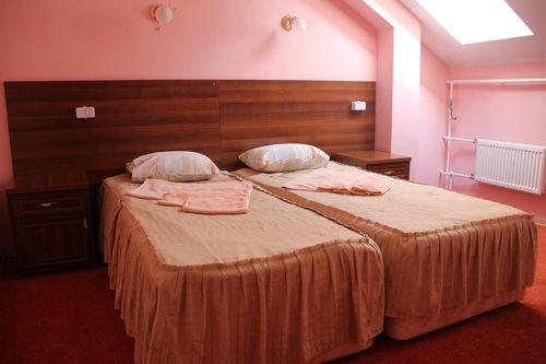 Номера в санатории: одноместный, двухместный, двухкомнатный, люкс. Цены, описание, стоимость.
